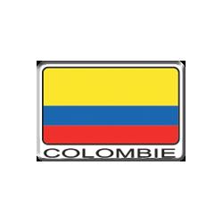 Sticker Colombie