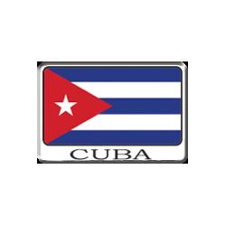 Sticker Cuba