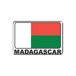 Sticker Madagascar