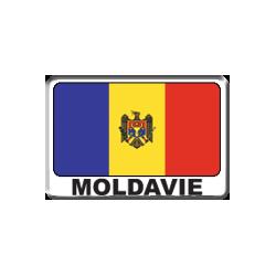 Sticker Moldavie