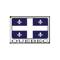 Sticker Quebec