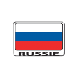 Sticker Russie