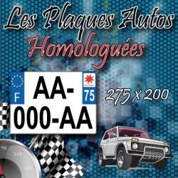Plaque 4x4 PLEXIGLAS® 275x200 mm